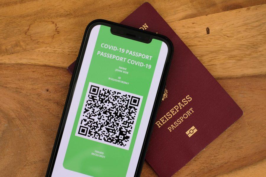 Pass sanitaire prolongé jusqu'en juillet 2022