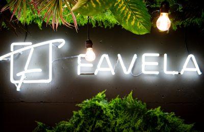 Favela, nouveau restaurant live bar
