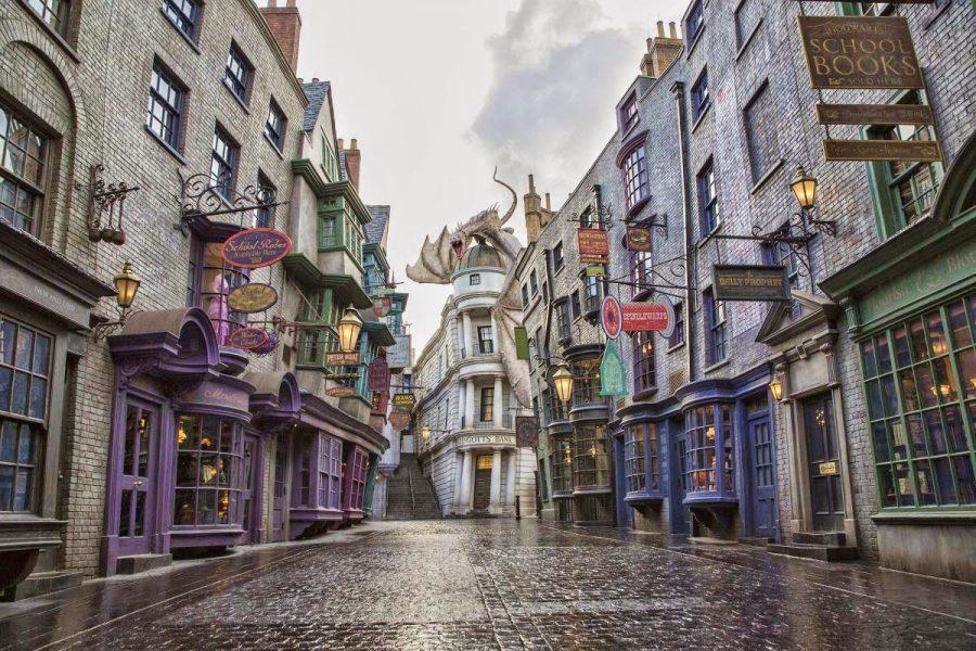 Un escape game géant Harry Potter dans les rues de Nantes