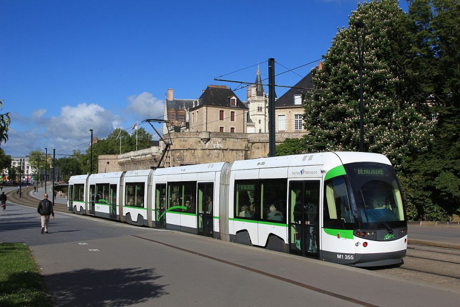 Nantes : Transports en commun gratuits le week-end dès septembre 2021