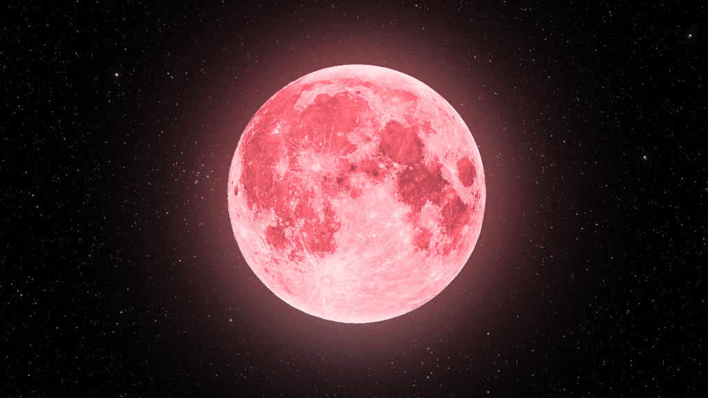 Super Lune 2021 : une lune rose illuminera le ciel le 27 avril 2021