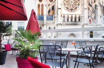 Les plus belles terrasses de Nantes