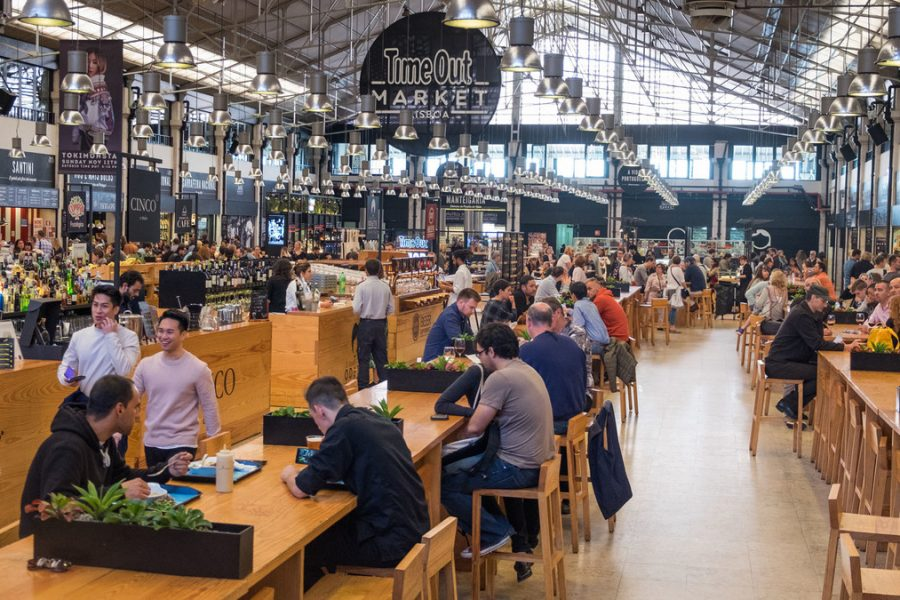 Ouverture de Food Hall Nantes