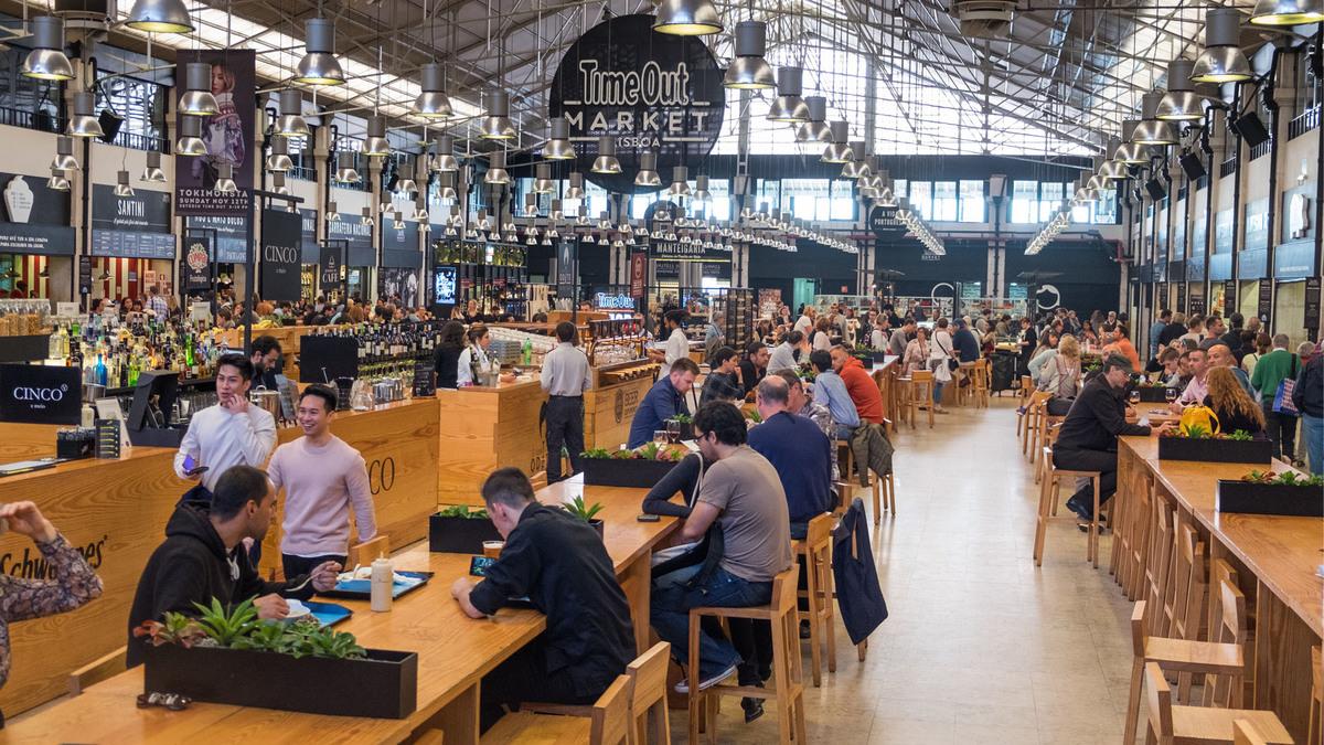 Ouverture de Food Hall Nantes