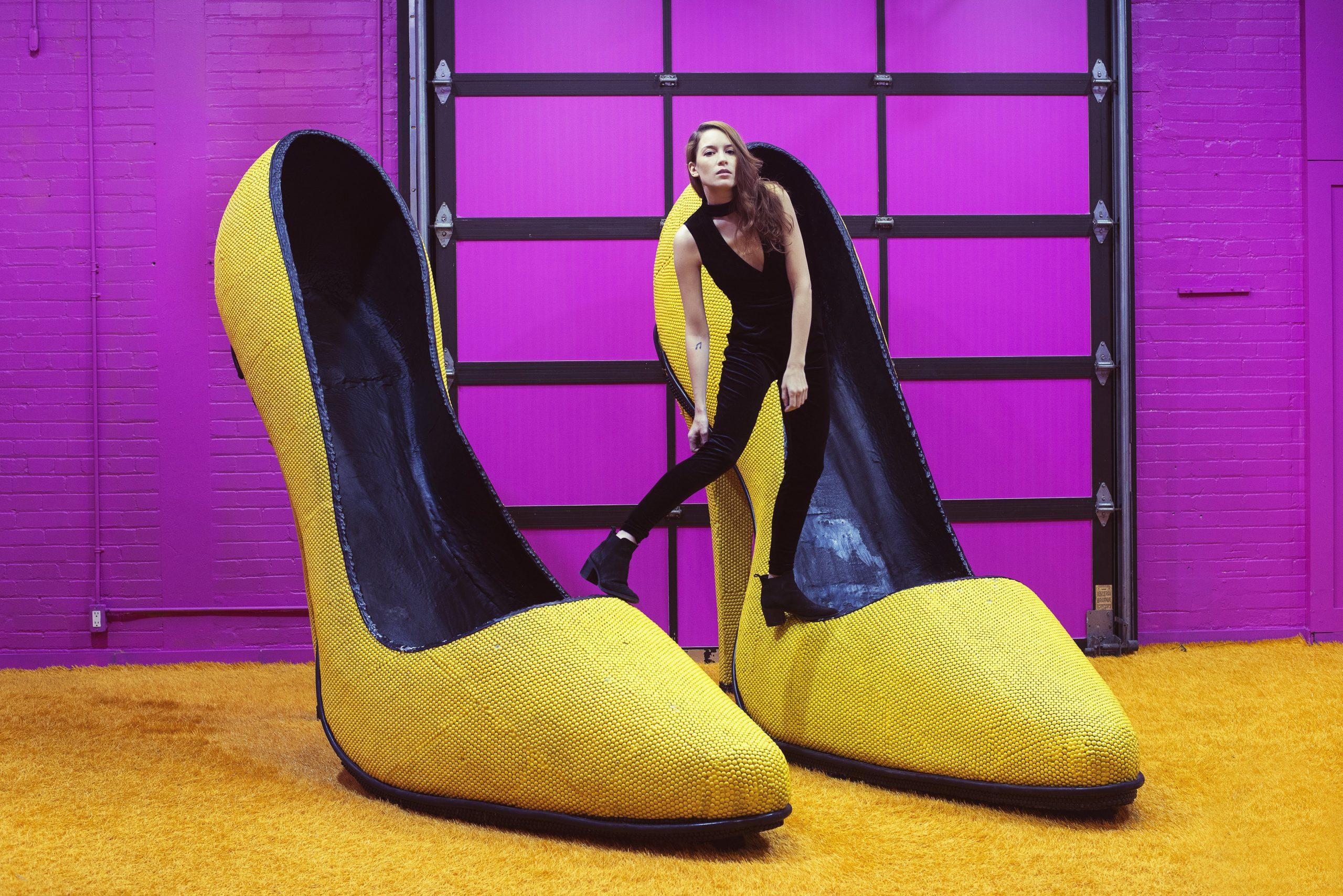 Enfin de vraies chaussures pour femmes en petites pointures !