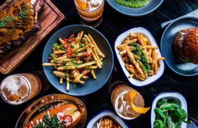 Les restaurants de Nantes en livraison ou à emporter