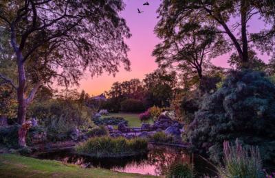 Les plus beaux parcs et jardins de Nantes
