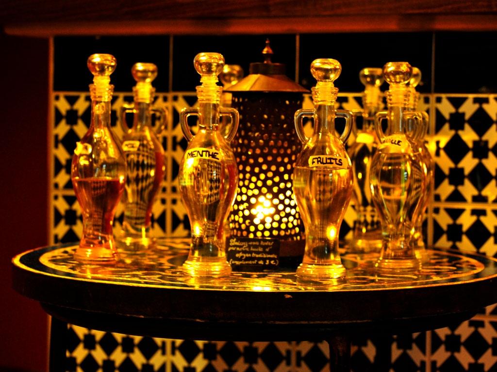 Ambiances parfumées orientales
