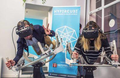 Gagnez des cartes VR Tour avec Hypercube VR !