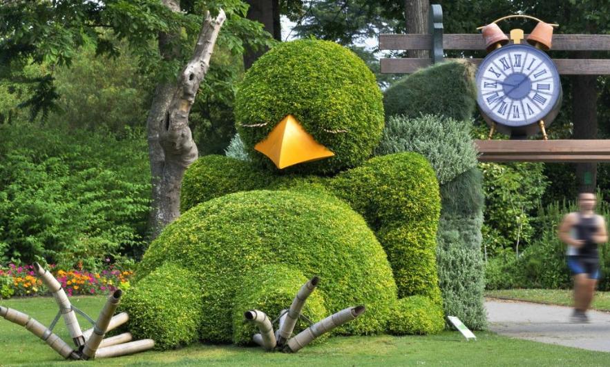 Les plus beaux parcs et jardins de Nantes - Sorties à Nantes